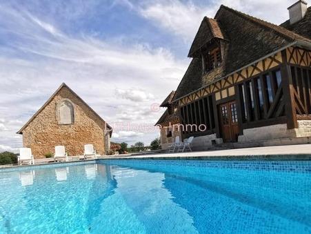 Manoir de luxe Haute-Normandie 630 000 €