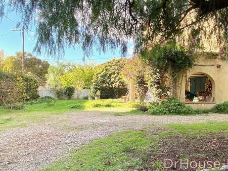 Vente Maison de prestige Toulon 525 000 €