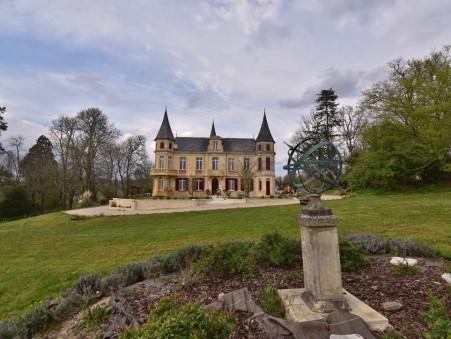 Achat Manoir de prestige Bergerac 866 250 €
