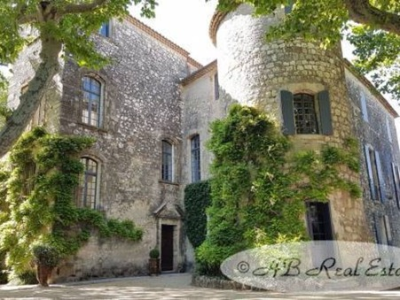Vente Château grand standing Gard 1 970 000 €