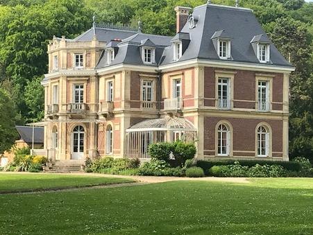 Vente Chateau  Haute-Normandie 3 150 000 €