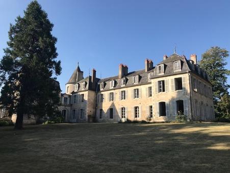 Vente Chateau de luxe Centre 995 000 €