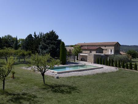 Achat Domaine viticole haut de gamme Provence-Alpes-Côte d'Azur 4 200 000 €
