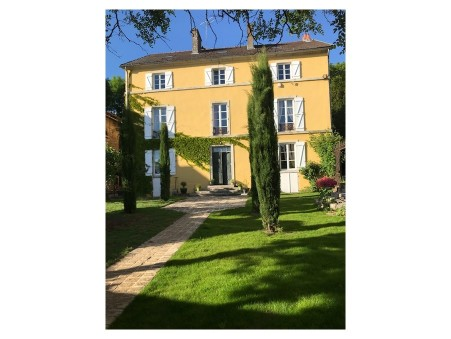 Acheter        Propriété de prestige Bourgogne 585 000 €