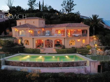 Vente Villa haut de gamme Théoule sur Mer 4 950 000 €