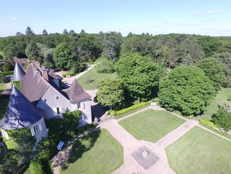 Vente Chateau de prestige Centre 880 000 €
