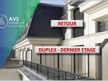 à vendre Appartement grand standing Clamart 695 000 €