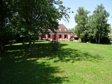 Achat        Maison haut standing Bourgogne 567 000 €