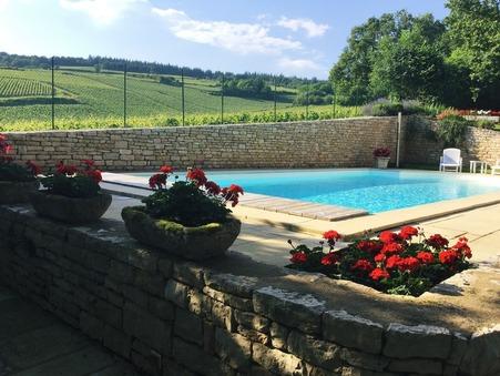 Villa de luxe Bourgogne 535 000 €