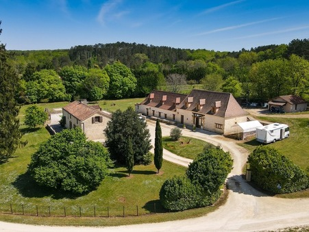 Vente Maison de luxe Lalinde 695 000 €