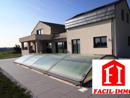 Vente        Maison haut standing Lorraine 572 500 €