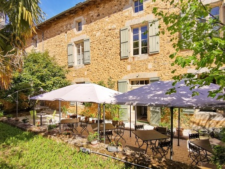 Vente Maison de luxe Dordogne 676 000 €