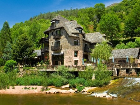 Achat Hotel particulier grand standing Aveyron 1 329 000 €