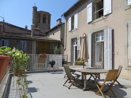 à vendre        Hotel particulier de prestige Languedoc-Roussillon 595 000 €