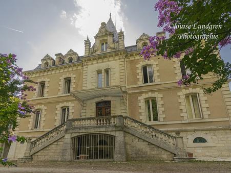 Achat Château  Eymet 1 050 000 €