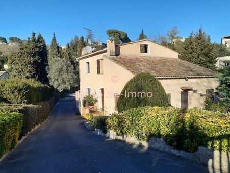 à vendre Villa de luxe Cagnes sur Mer 708 750 €