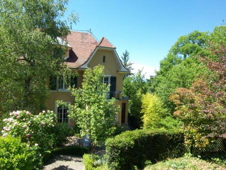 Vente        Maison haut de gamme Alsace 543 000 €