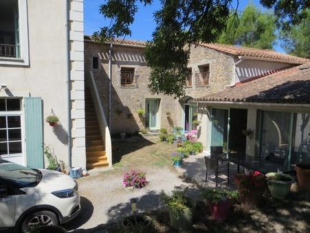 Vente Maison de maître haut de gamme Carcassonne 697 000 €