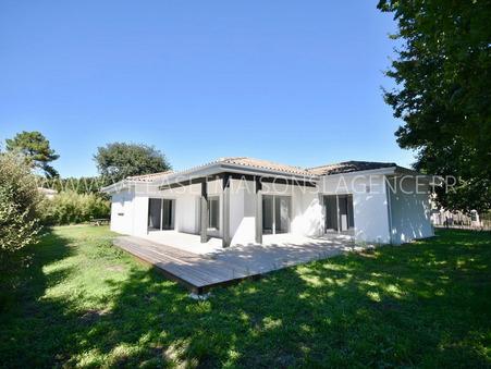à vendre Villa grand standing Lège Cap Ferret 558 900 €