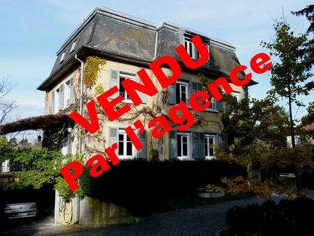 à vendre        Maison haut de gamme Alsace 832 000 €