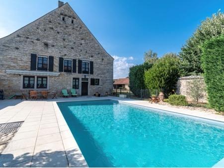 Acheter        Maison d'exception Bourgogne 998 400 €