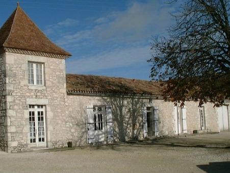 à vendre Chateau haut de gamme Aquitaine 768 000 €