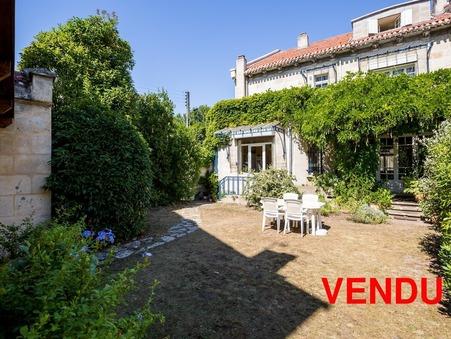 Vente Maison de maître haut de gamme Bordeaux 1 199 000 €