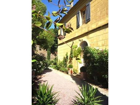 Vente Maison de maître de luxe Corse 638 000 €
