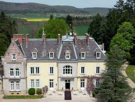 Achat        Propriété haut standing Bourgogne 10 000 000 €