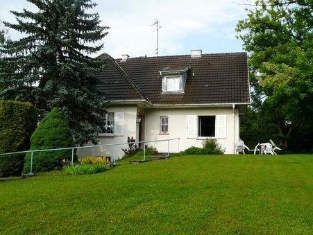 Maison de luxe Alsace 540 000 €
