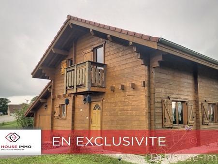 Vente Chalet de prestige Franche-Comté 197 000 €