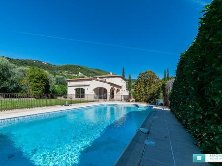 Vente Villa haut de gamme Grasse 849 000 €