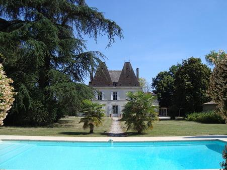 Vente Chateau haut de gamme Aquitaine 945 000 €