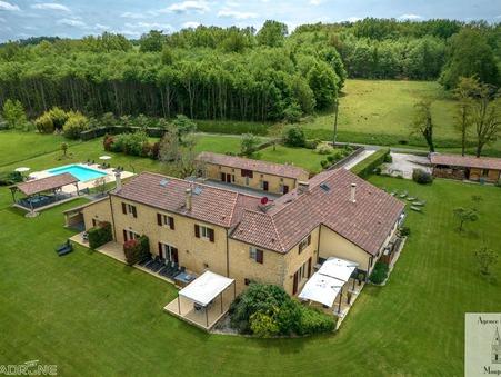 Vente Maison haut de gamme Belvès 997 500 €