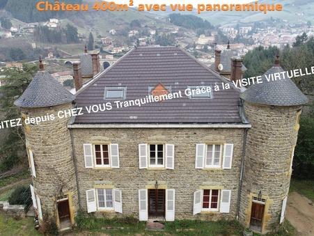 Acheter        Château d'exception Rhône-Alpes 790 000 €