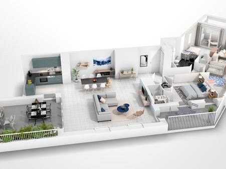 Vente Appartement de qualité Montpellier 685 000 €