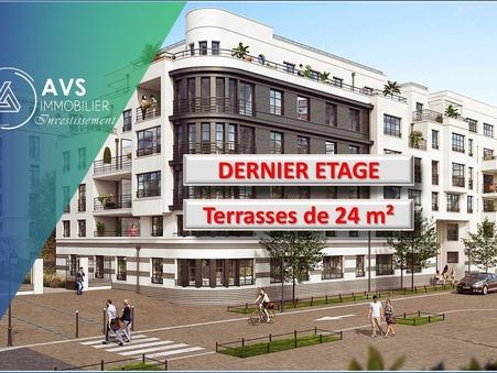 à vendre Appartement haut de gamme Clamart 870 000 €