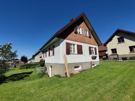 à vendre Chalet haut de gamme Franche-Comté 240 000 €