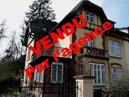 à vendre        Maison de maître  Alsace 624 000 €