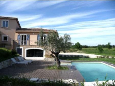 à vendre Maison de luxe Gard 590 000 €