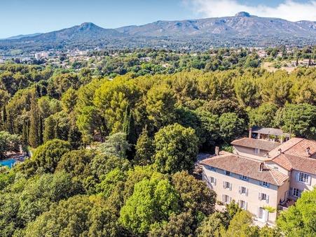 Vente Maison/villa grand standing Aubagne 1 600 000 €