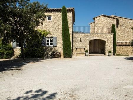 Achat Maison haut de gamme Vaucluse 1 575 000 €