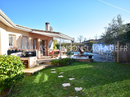 à vendre Villa haut de gamme Arès 598 500 €