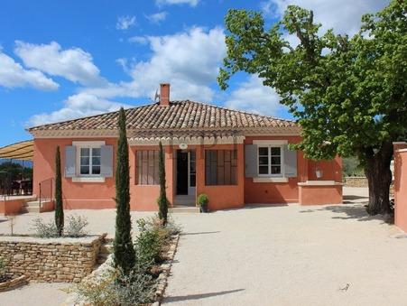 Vente Villa de prestige Roussillon 1 365 000 €