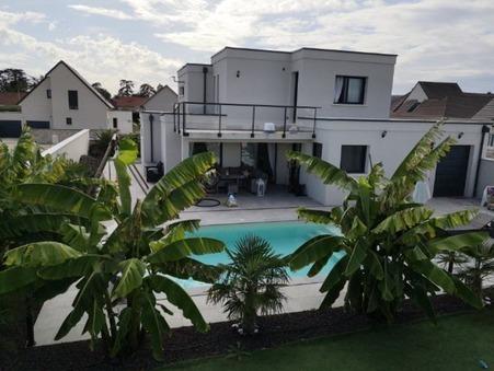 Achat        Maison de luxe Bourgogne 565 000 €