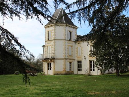 Achat Maison haut de gamme Dordogne 2 090 000 €