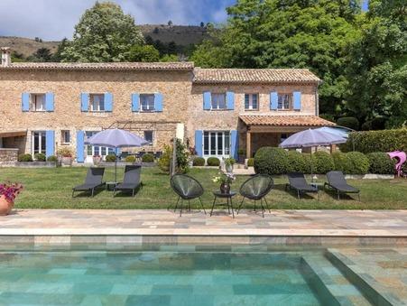 à vendre Château de luxe Tourrettes sur Loup 1 950 000 €