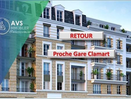 Vente Appartement de luxe Clamart 730 000 €