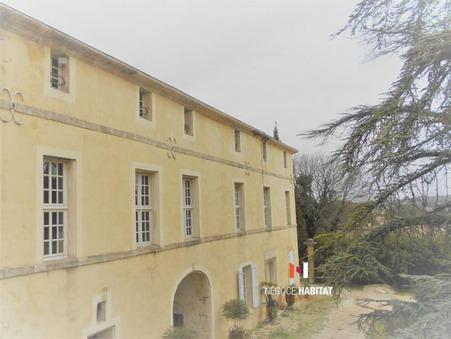 Achat Château haut de gamme Gard 1 400 000 €