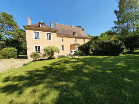 Vente        Propriété  Auvergne 696 800 €